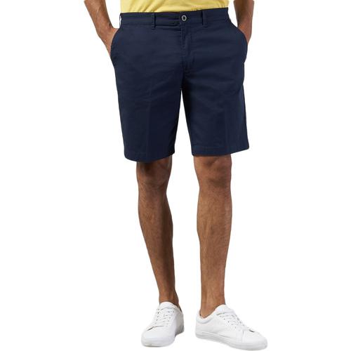 Textil Muži Kraťasy / Bermudy Navigare NV56031 Modrý