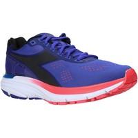 Boty Muži Nízké tenisky Diadora 101175618 Modrý