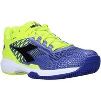 Boty Muži Nízké tenisky Diadora 101175587 Modrý