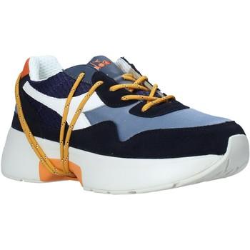 Boty Muži Nízké tenisky Diadora 501176331 Modrý