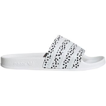 Boty Ženy pantofle adidas Originals FX5922 Bílý