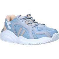 Boty Ženy Nízké tenisky Diadora 501175738 Modrý