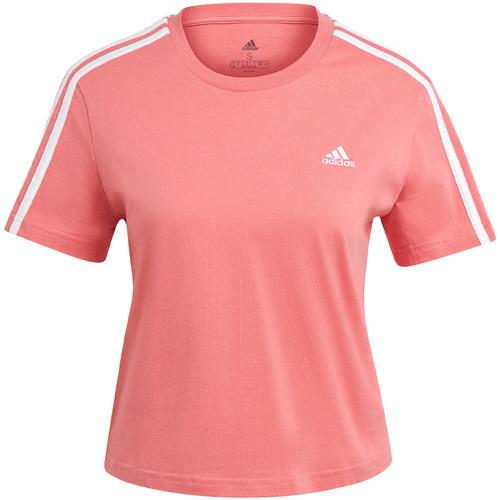 Textil Ženy Trička s krátkým rukávem adidas Originals GL0780 Růžový