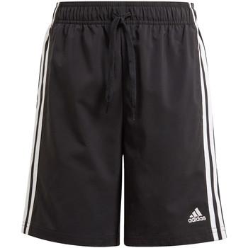 Textil Děti Kraťasy / Bermudy adidas Originals GN4093 Černá