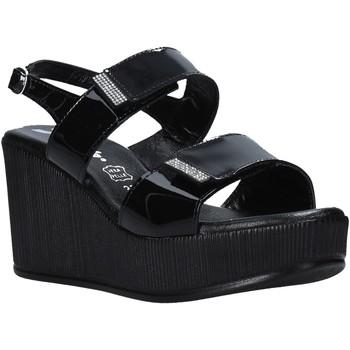 Boty Ženy Sandály Susimoda 390241 Černá