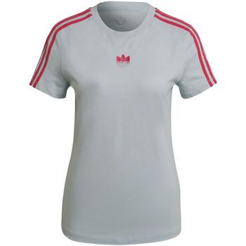 Textil Ženy Trička s krátkým rukávem adidas Originals GN2895 Bílý