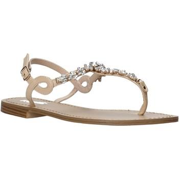 Boty Ženy Sandály Keys K-5100 Béžový