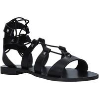 Boty Ženy Sandály Keys K-4880 Černá