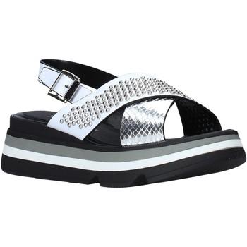 Boty Ženy Sandály Keys K-4952 Bílý