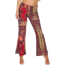 Textil Ženy Turecké kalhoty / Harémky F * * K  Červené
