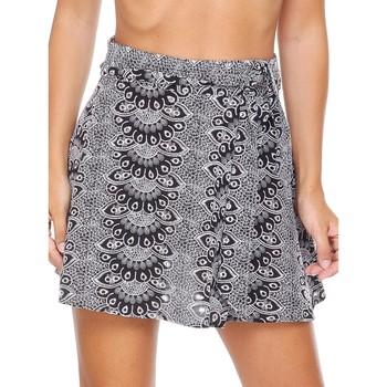 Textil Ženy Sukně F * * K  Černá
