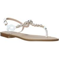Boty Ženy Sandály Keys K-5100 Bílý