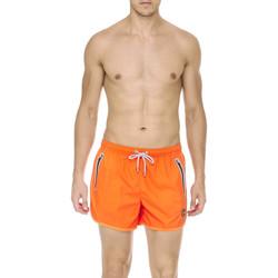 Textil Muži Plavky / Kraťasy F * * K  Oranžový