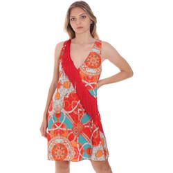Textil Ženy Svetry F * * K  Oranžový