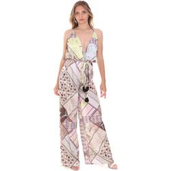 Textil Ženy Společenské šaty F * * K  Béžový