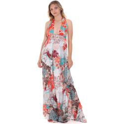 Textil Ženy Společenské šaty F * * K  Oranžový