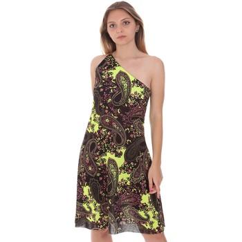 Textil Ženy Krátké šaty F * * K  Černá