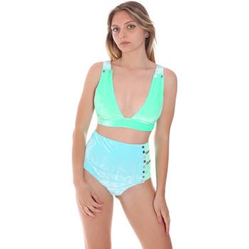 Textil Ženy Bikini F * * K  Zelený