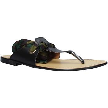 Boty Ženy Sandály F * * K  Černá