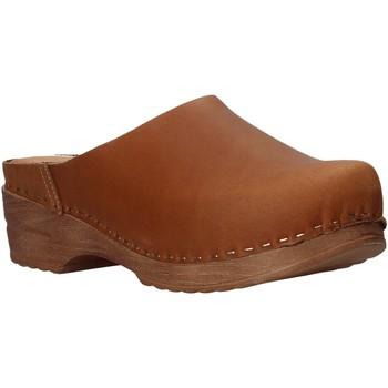 Boty Ženy Pantofle Bionatura 77C2072-T-GAUBRA Hnědý