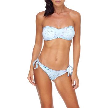 Textil Ženy Bikini Me Fui M20-1017X1 Modrý