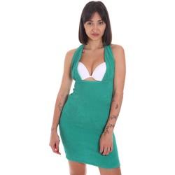 Textil Ženy Krátké šaty Me Fui M20-0354VE Zelený