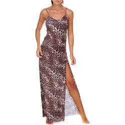 Textil Ženy Společenské šaty Me Fui M20-0462X1 Hnědý