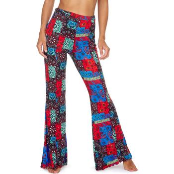 Textil Ženy Turecké kalhoty / Harémky Me Fui M20-0363X1 Červené