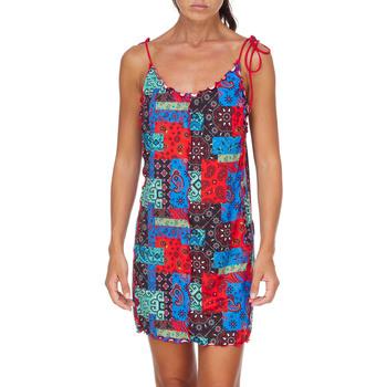 Textil Ženy Krátké šaty Me Fui M20-0361X1 Červené