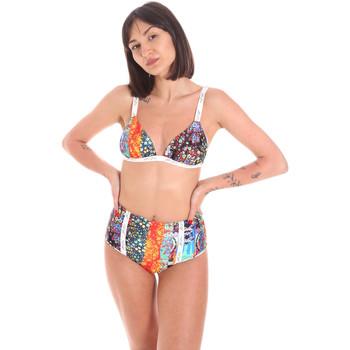 Textil Ženy Bikini Me Fui M20-0313X1 Oranžový