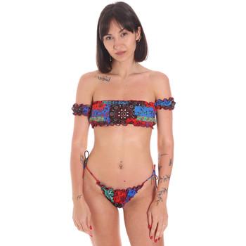 Textil Ženy Bikini Me Fui M20-0346U Červené
