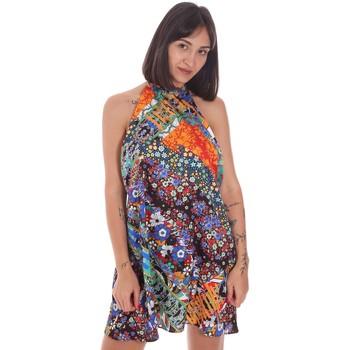 Textil Ženy Plážový šátek Me Fui M20-0379U Modrý