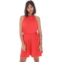 Textil Ženy Krátké šaty Me Fui M20-0371AR Červené