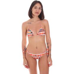 Textil Ženy Bikini Me Fui M20-0033X2 Oranžový