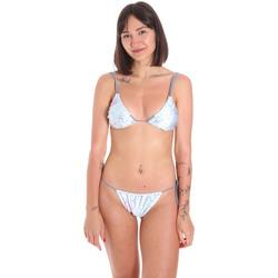Textil Ženy Bikini Me Fui M20-1012X1 Modrý