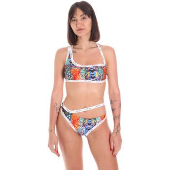 Textil Ženy Bikini Me Fui M20-03009X1 Oranžový