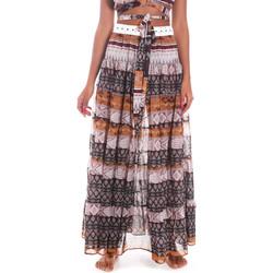 Textil Ženy Sukně Me Fui M20-0062X1 Hnědý