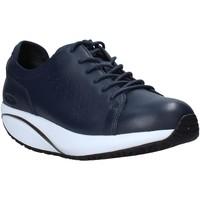 Boty Ženy Nízké tenisky Mbt 702679 Modrý