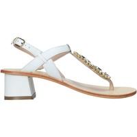 Boty Ženy Sandály Keys K-5170 Bílý