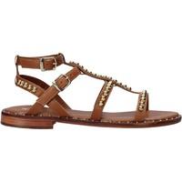 Boty Ženy Sandály Keys K-5060 Hnědý