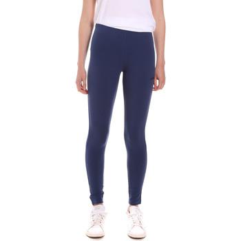 Textil Ženy Legíny Diadora 102175410 Modrý