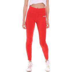 Textil Ženy Legíny Diadora 102175702 Červené