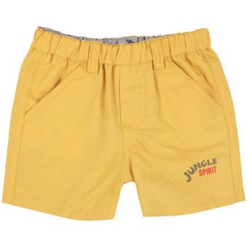 Textil Chlapecké Kraťasy / Bermudy Chicco 09052637000000 Žlutá