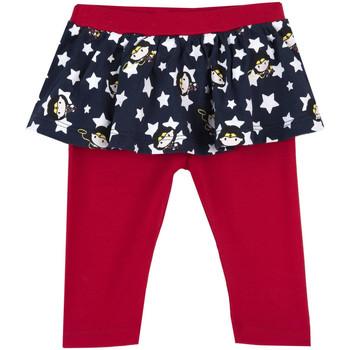 Textil Dívčí Legíny Chicco 09025935000000 Červené