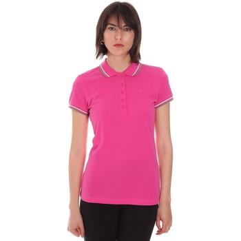 Textil Ženy Polo s krátkými rukávy Diadora 102161015 Růžový