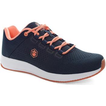 Boty Ženy Nízké tenisky Lumberjack SW62311 001EU C97 Modrý