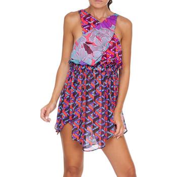 Textil Ženy Krátké šaty F * * K  Fialový