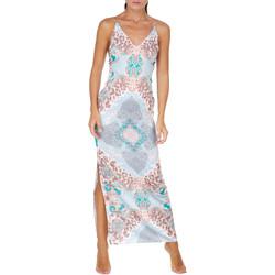 Textil Ženy Krátké šaty F * * K  Modrý