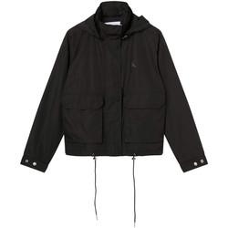 Textil Ženy Bundy Calvin Klein Jeans J20J216342 Černá