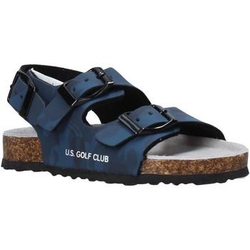 Boty Děti Sandály U.s. Golf S21-S00UK861 Modrý